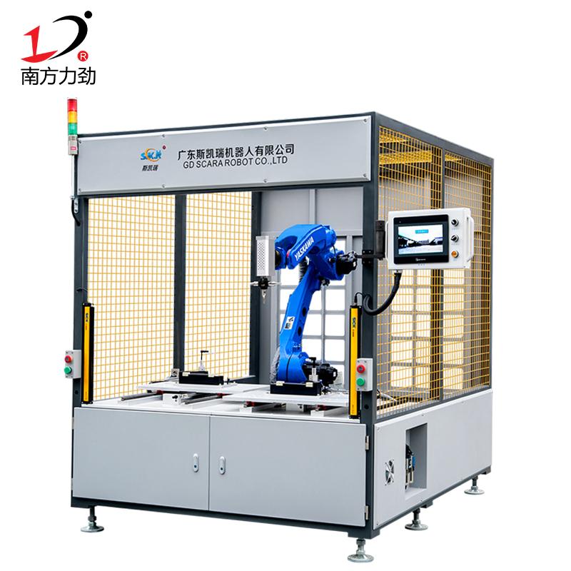 机器人焊接机