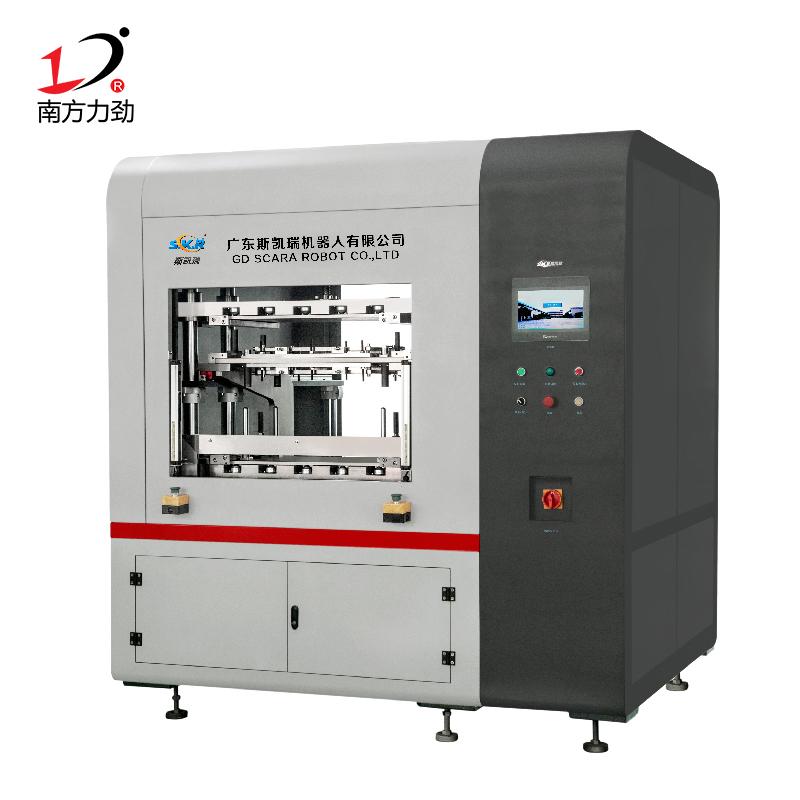 伺服立式热板塑料焊接机