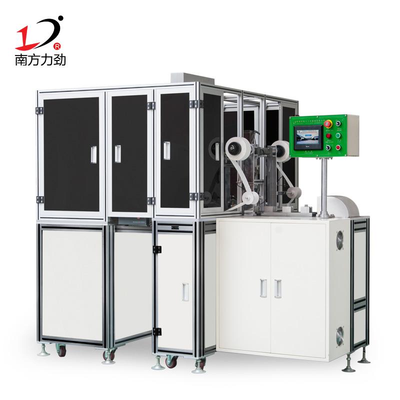 【非标定制】全自动医用滴斗超声波焊接机