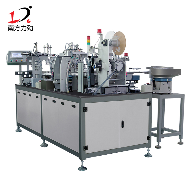 [Non-standard customization] Ultrasonic automatic drip bucket accessories assembly machine