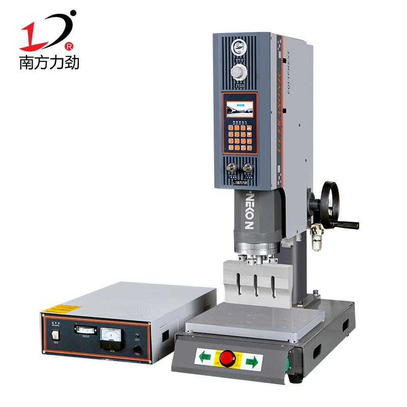 20K方立柱超声波塑料焊接机
