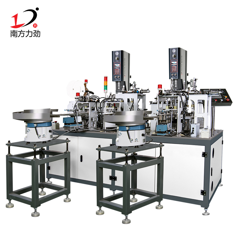 [Non-standard customization] Ultrasonic welding machine for infusion tube filter