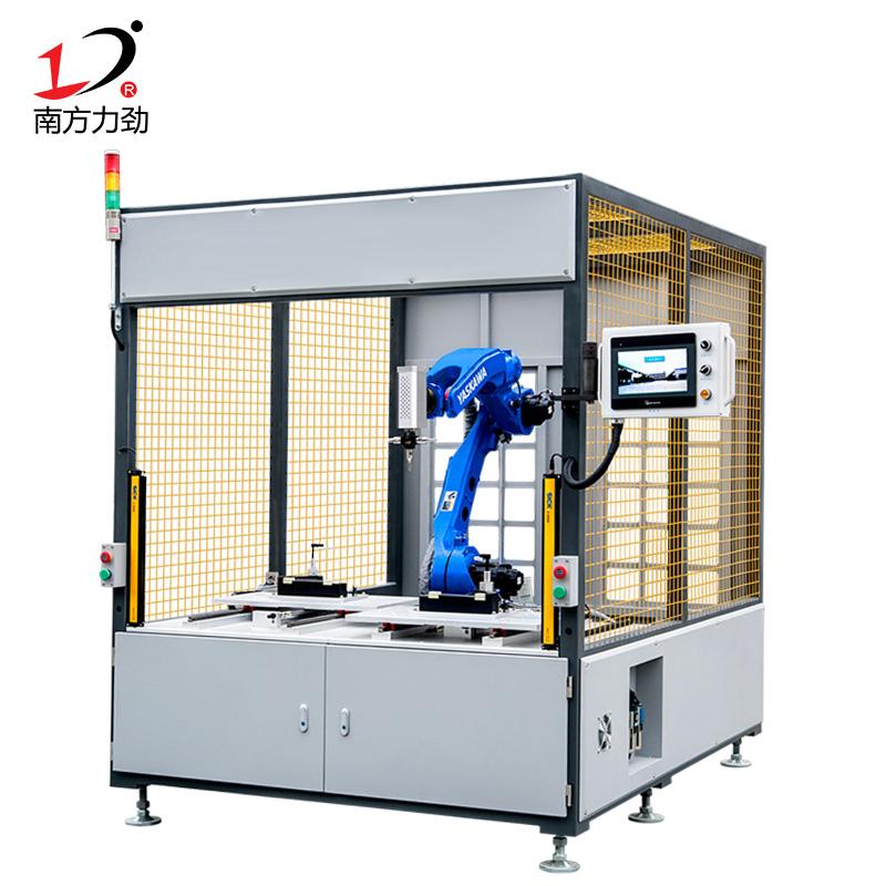 NK-JQR001机器人超声波焊接机